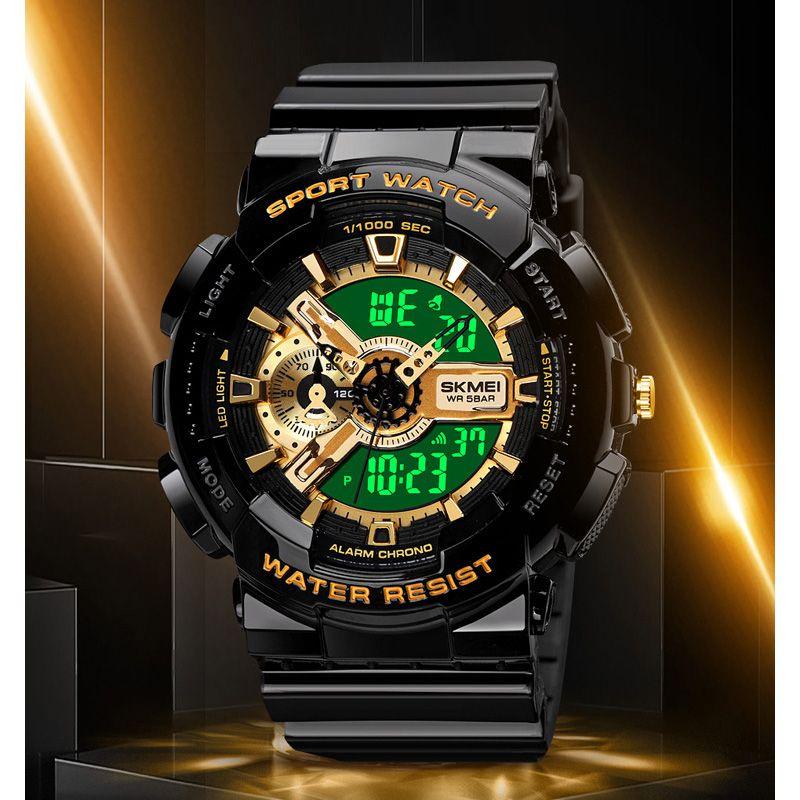 ساعت مچی دیجیتال اسکمی مدل 88-16 کد 01 -  - 5