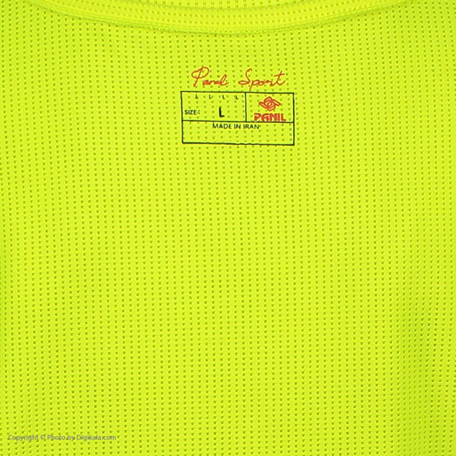 تی شرت  ورزشی زنانه پانیل مدل 180Y -  - 6