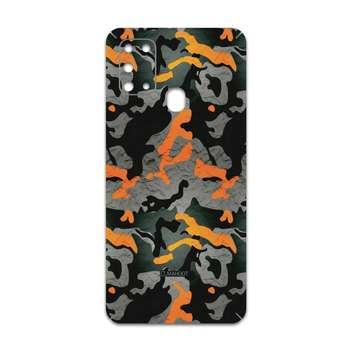 برچسب پوششی ماهوت مدل Autumn-Army مناسب برای گوشی موبایل سامسونگ Galaxy M31