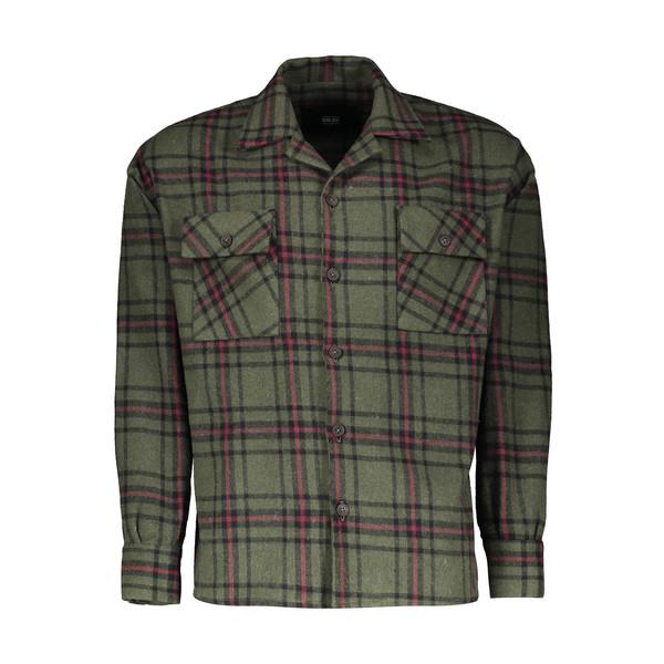 پیراهن مردانه گری مدل GW15