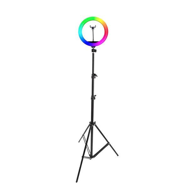 رینگ لایت مدل CXB RGB 260-A