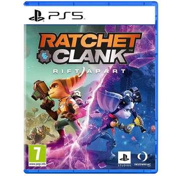 بازی  Ratchet & Clank : Rift مخصوص PS5