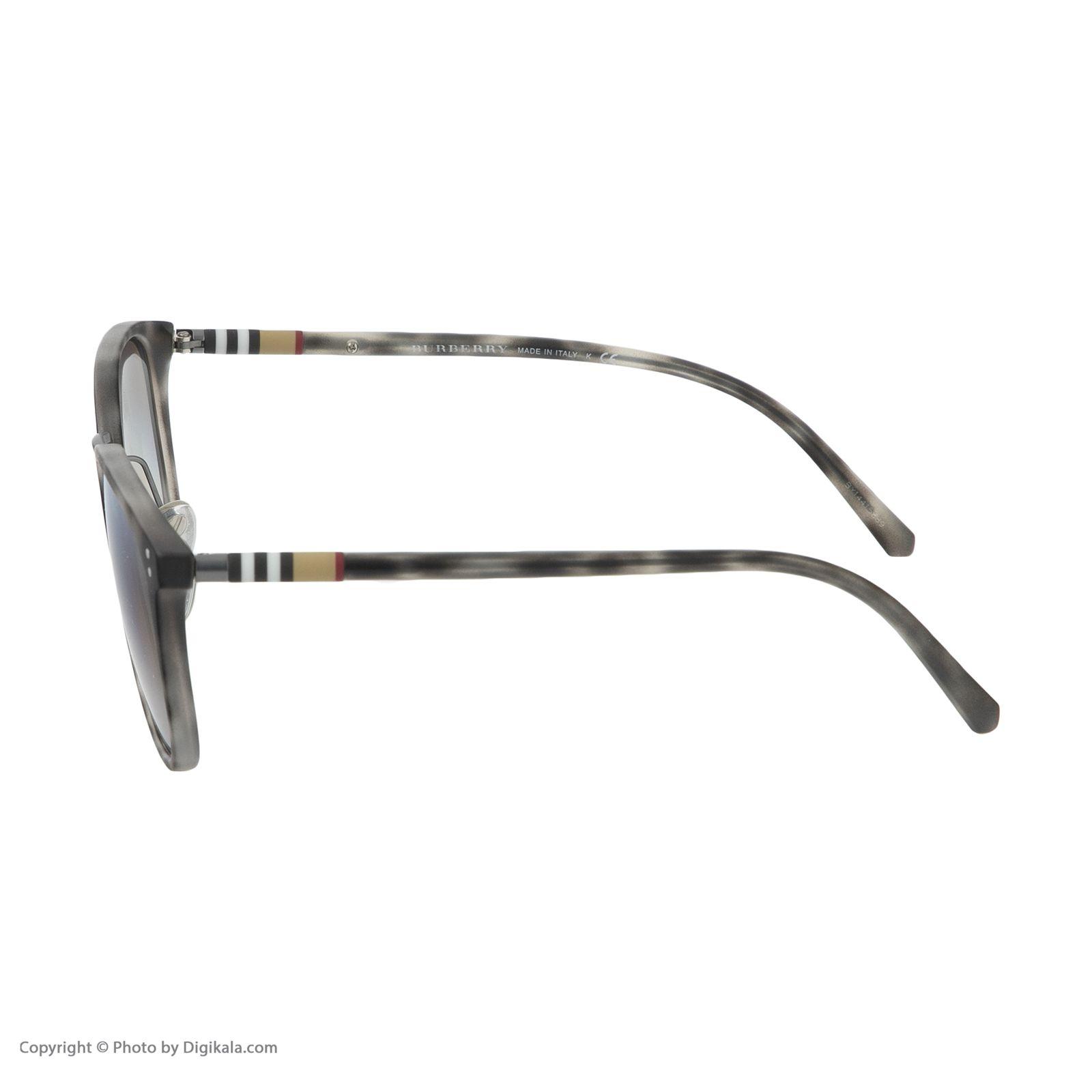 عینک آفتابی زنانه بربری مدل BE 4266S 3534Q0 53 -  - 4