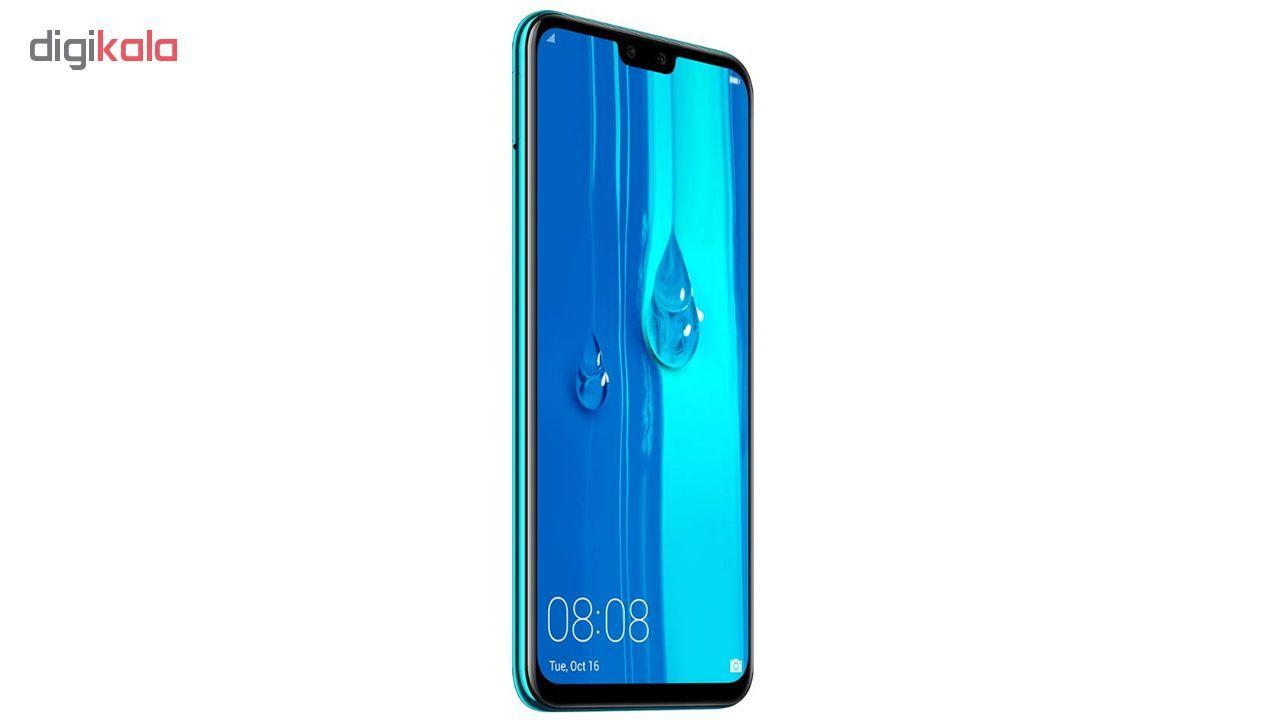 گوشی موبایل هوآوی مدل Y9 2019 JKM-LX1 دو سیم کارت ظرفیت 64 گیگابایت و رم 4 گیگابایت بههمراه شارژر همراه تسکو مدل TP 842N ظرفیت 10000 میلیآمپرساعت main 1 8