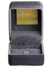 انگشتر طلا 18 عیار زنانه جواهری گاندی مدل A4656 -  - 3