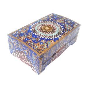 جعبه جواهرات استخوانی مدل K005