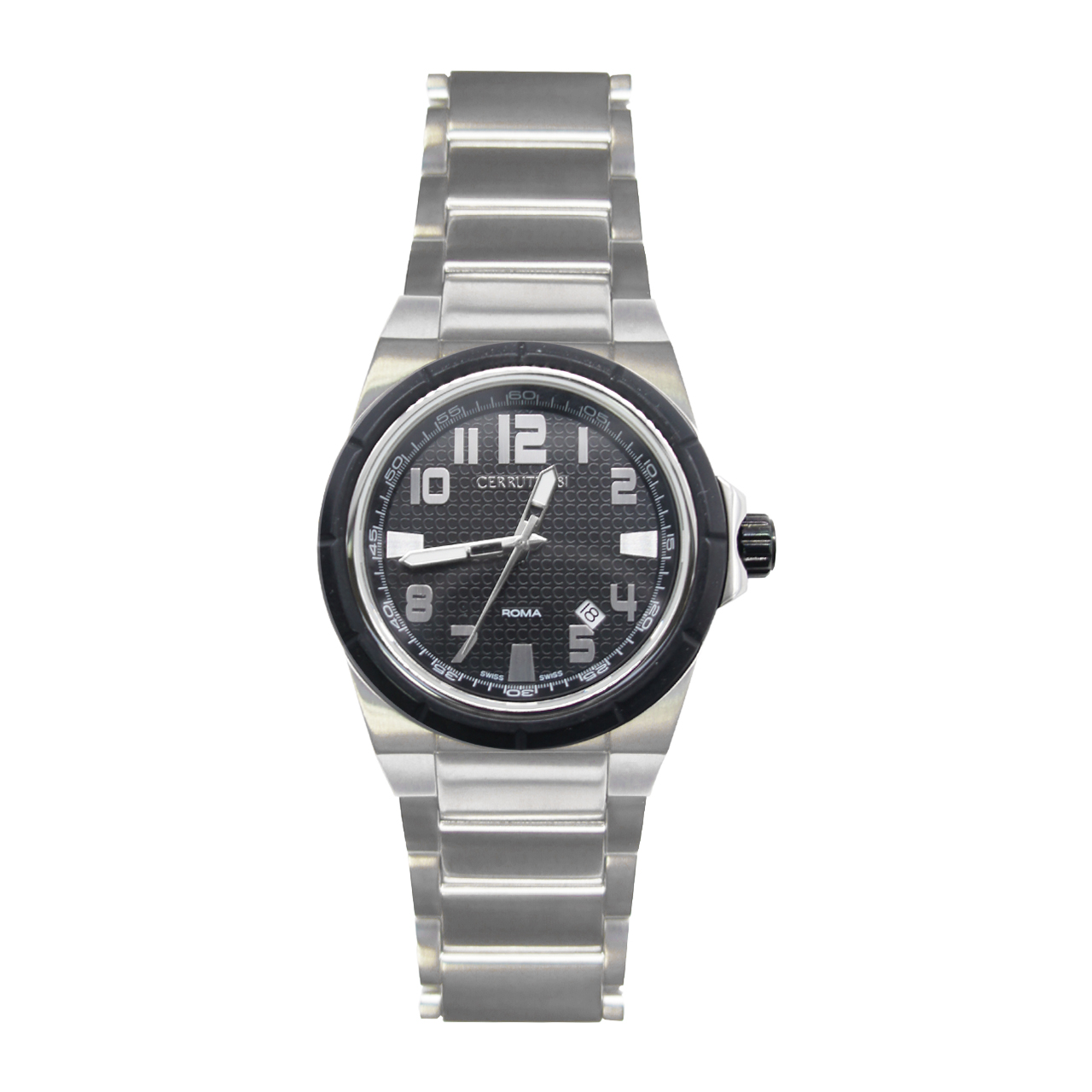 قیمت و خرید                      ساعت مچی عقربهای مردانه چروتی مدل ROMA CT068481009