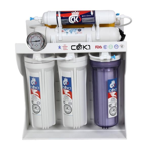 دستگاه تصفیه کننده آب سی سی کا وان مدل Ro-c7a