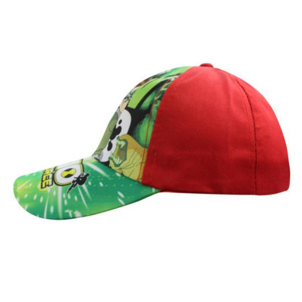 کلاه کپ بچگانه مدل بن تن کد 32