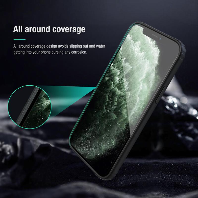 کاور نیلکین مدل Medley مناسب برای گوشی موبایل اپل Iphone 12 Pro Max main 1 5