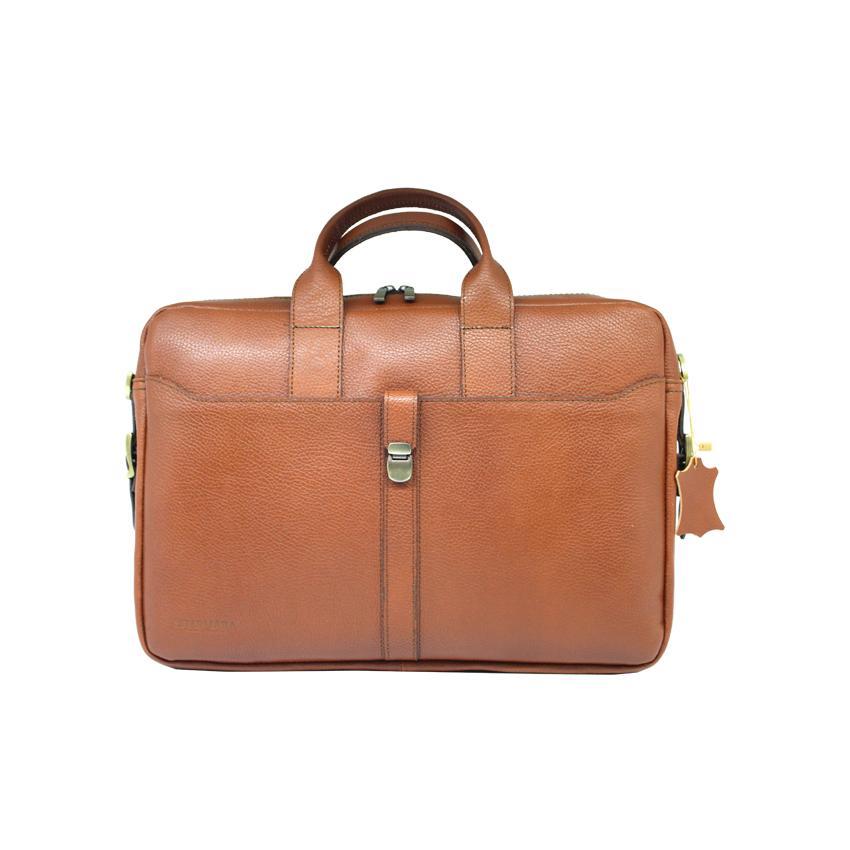 کیف اداری چرم آرا مدل e022F