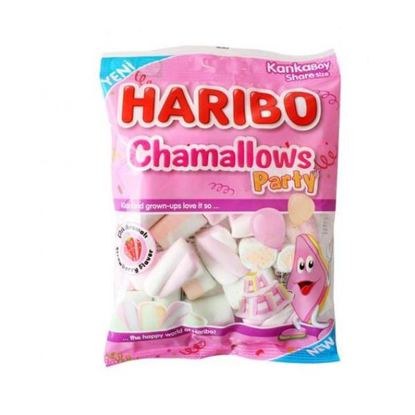 پاستیل chamalloows هاریبو - 70 گرم