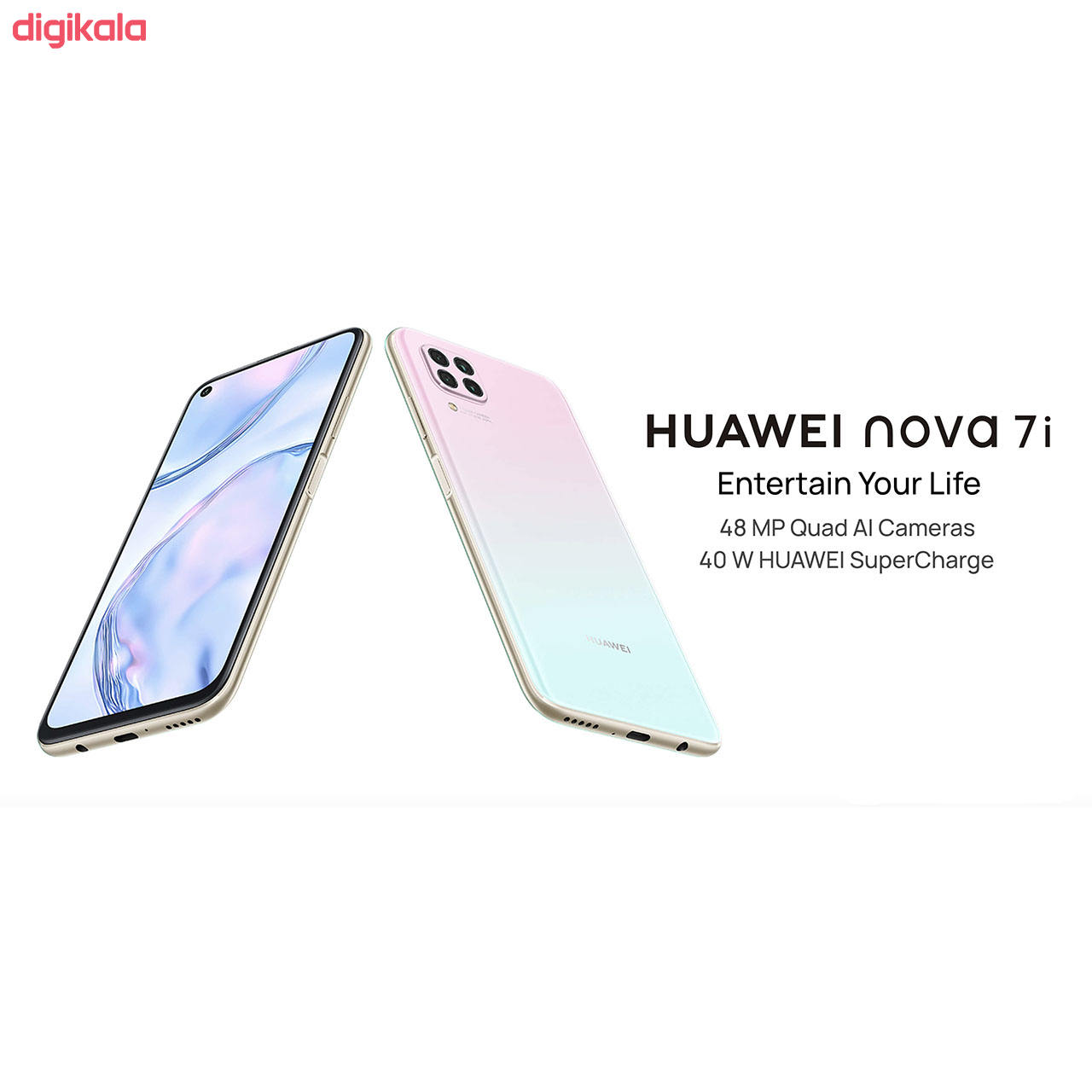 گوشی موبایل هوآوی مدل Nova 7i JNY-LX1 دو سیم کارت ظرفیت 128 گیگابایت main 1 37