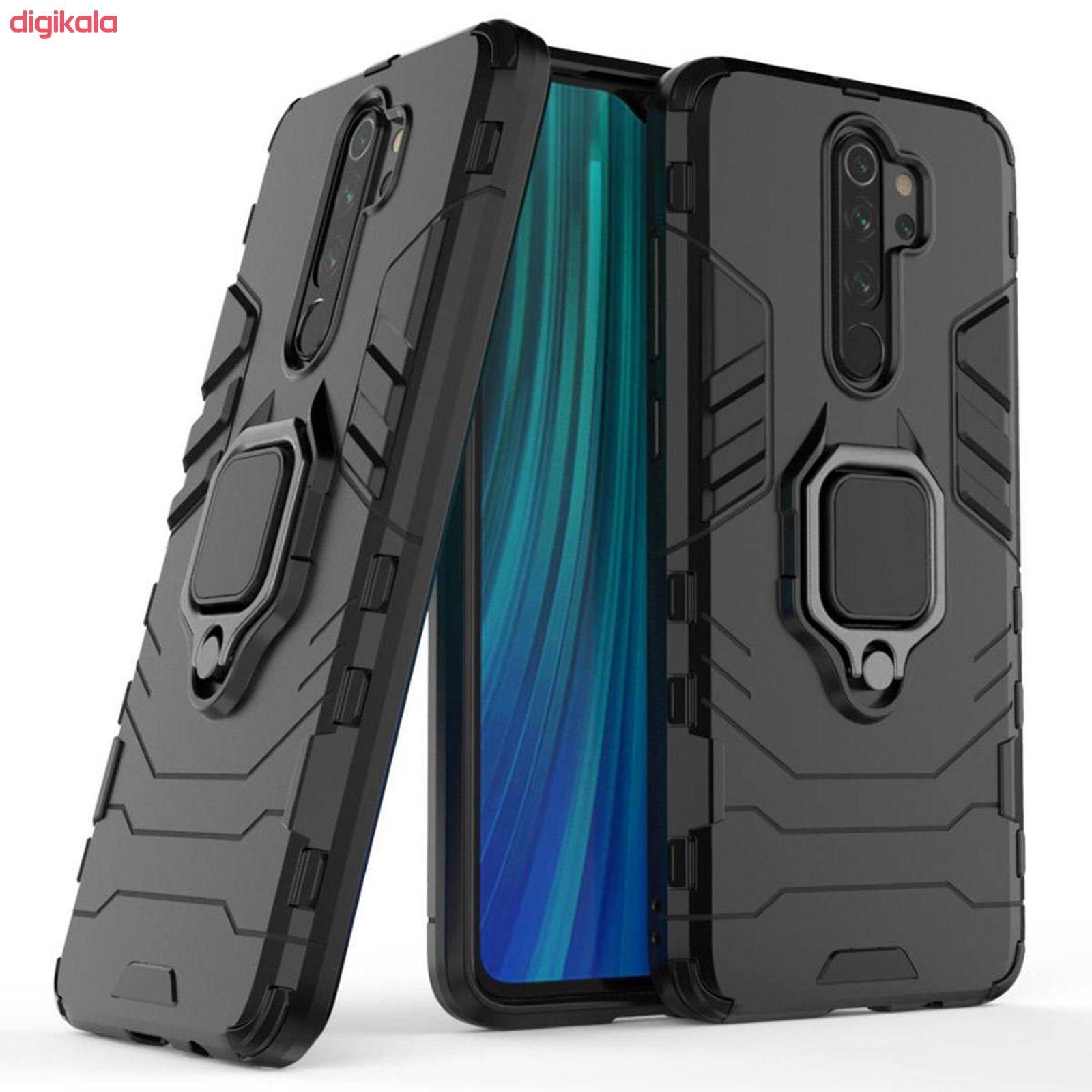 کاور کماندو مدل ASH21 مناسب برای گوشی موبایل شیائومی Redmi Note 8 Pro main 1 8