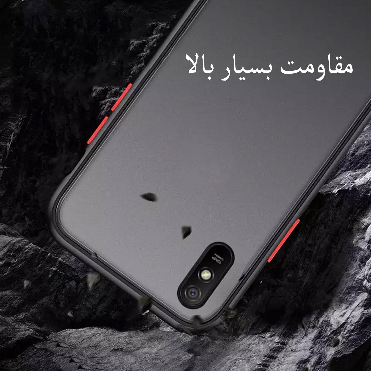 کاور مدل PM مناسب برای گوشی موبایل شیائومی Redmi 9A main 1 5
