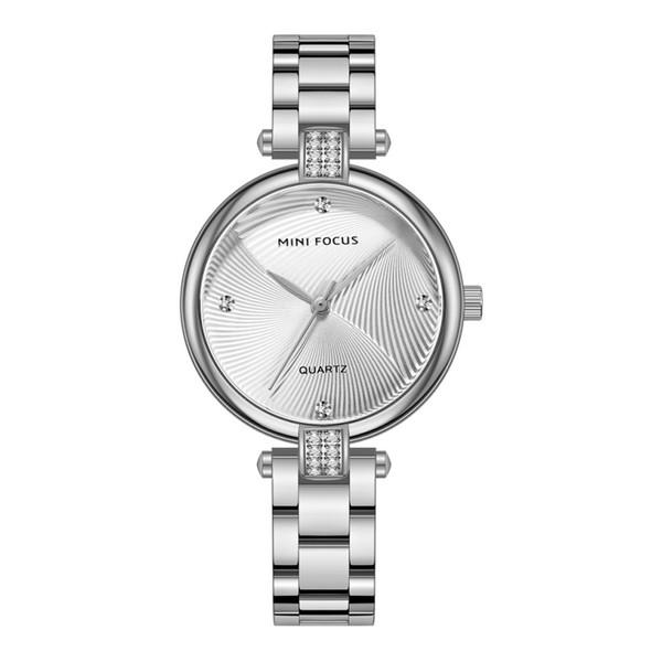 ساعت مچی عقربه ای زنانه مینی فوکوس مدل MF0310L.01