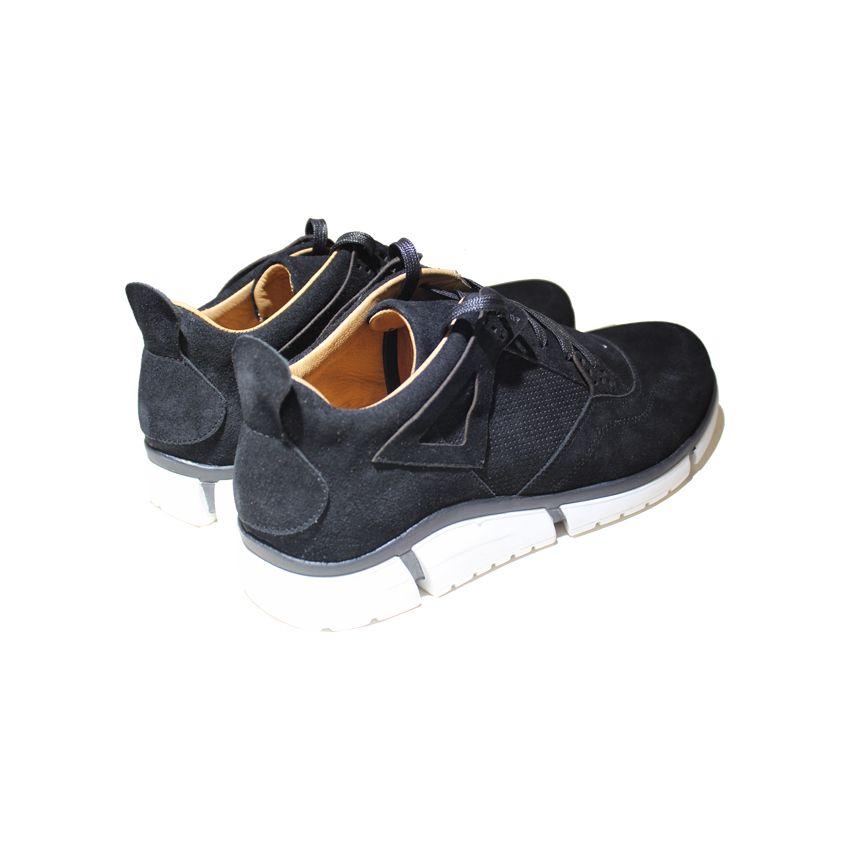 کفش روزمره مردانه چرم آرا مدل sh053 کد me -  - 6