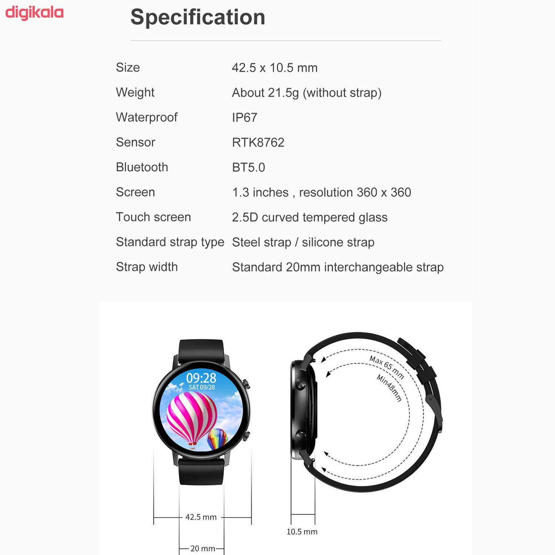 ساعت هوشمند مدل DT96 main 1 6