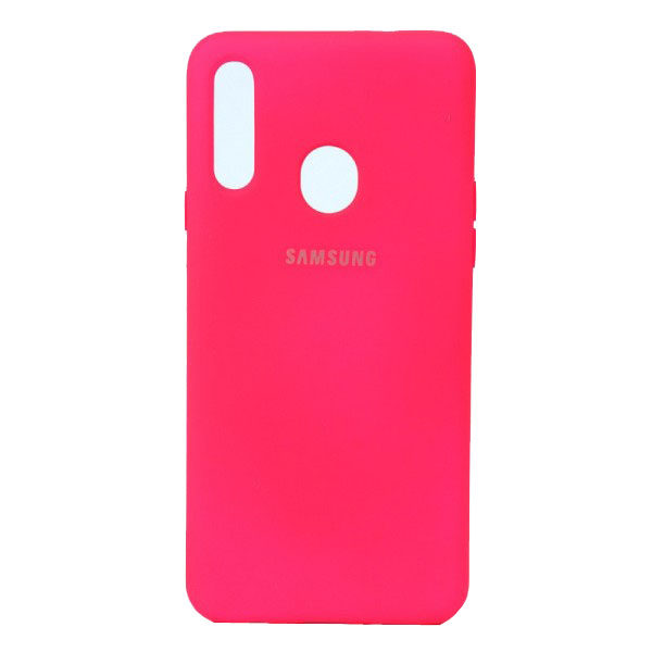 کاور مدل SILK01 مناسب برای گوشی موبایل سامسونگ Galaxy A20/A30