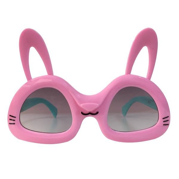 عینک آفتابی بچگانه طرح خرگوش کد KD61004