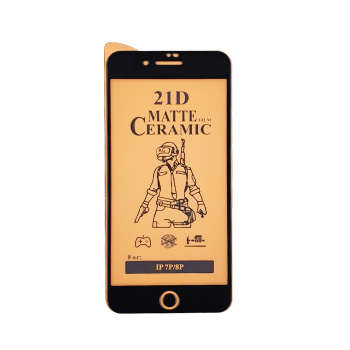 محافظ صفحه نمایش سرامیکی مدل FLCRM01to مناسب برای گوشی موبایل اپل iPhone 7 Plus