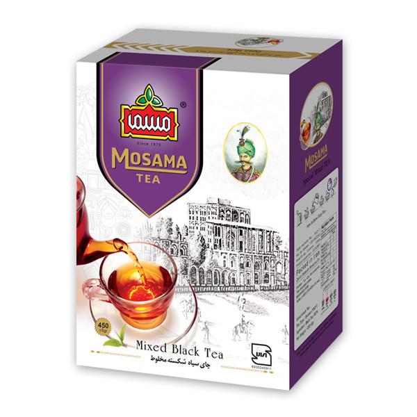 چای شاه عباسی مخلوط مسما - 400 گرم