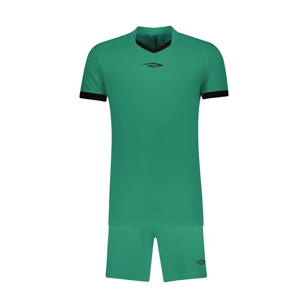 ست تیشرت و شلوارک ورزشی مردانه استارت مدل v1001-2