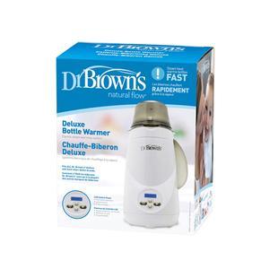 گرم کن برقی شیشه شیر دکتر براونز مدل Deluxe