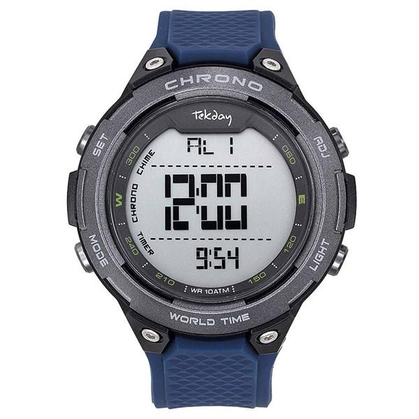 ساعت مچی دیجیتال مردانه تِک دی مدل 655108