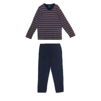 ست تی شرت و شلوار مردانه لیورجی مدل 319620