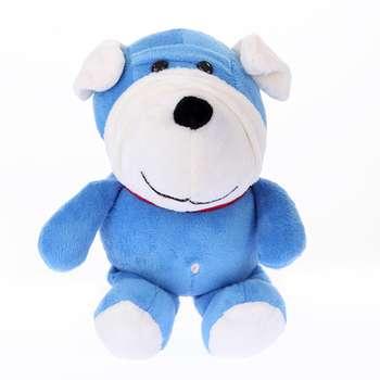 عروسک طرح سگ کد AS ارتفاع 18 سانتیمتر