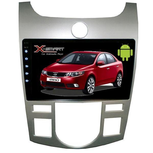 پخش کننده تصویری خودرو ایکس اسمارت مدل Crt