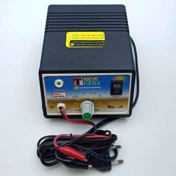 شارژر باتری خودرو نیوترانس مدل NT-3-12-4A