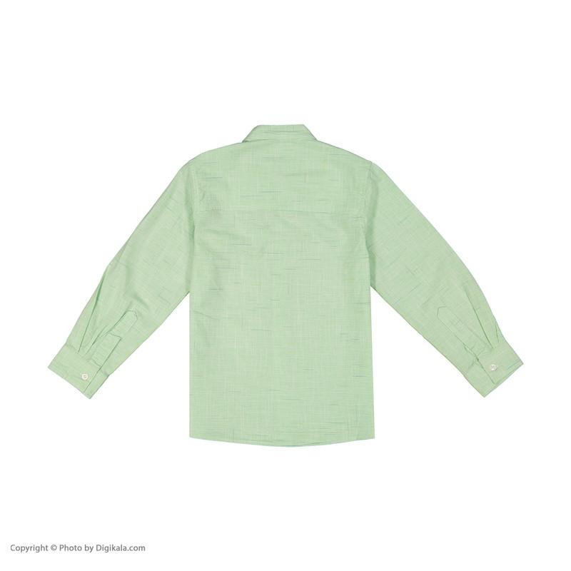 پیراهن پسرانه پیانو مدل 01751-43