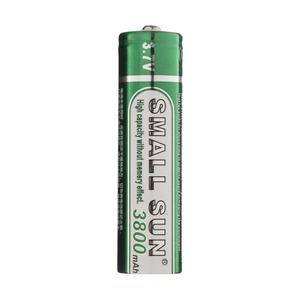 باتری لیتیوم یون قابل شارژ اسمال سان مدل S37 ظرفیت 3800 میلی آمپر ساعت