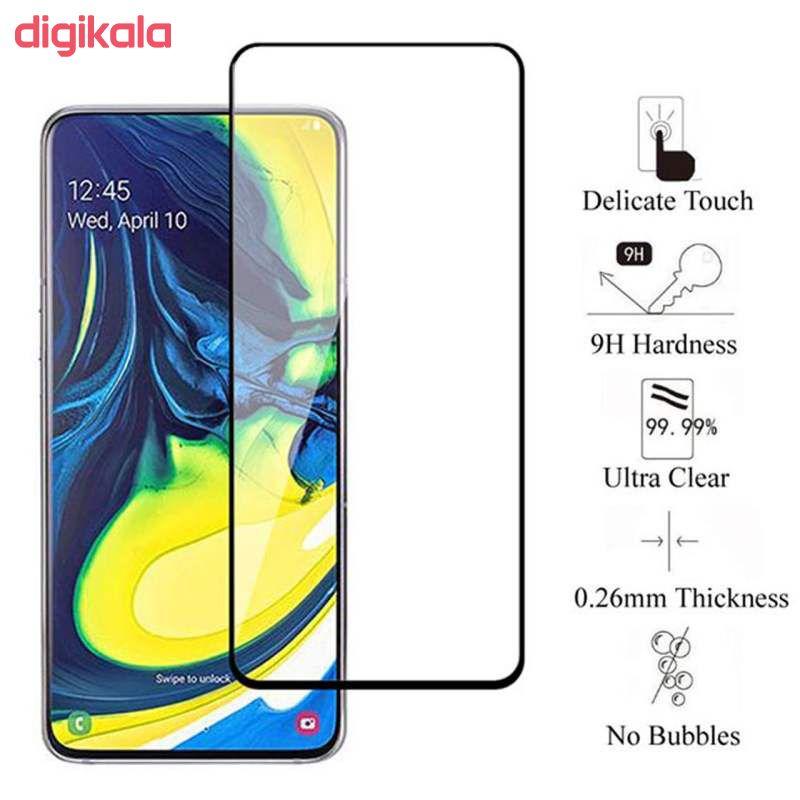 محافظ صفحه نمایش فوکس مدل PT001 مناسب برای گوشی موبایل سامسونگ Galaxy A80 main 1 4