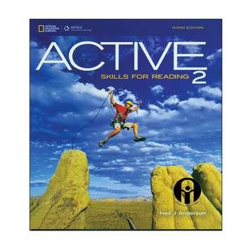 کتاب Active Skills For Reading 2 اثر Neil J Anderson انتشارات الوندپویان
