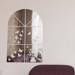آینه طرح پنجره سنتی