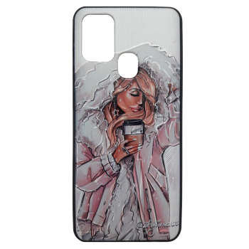 کاور مدل B0113 مناسب برای گوشی موبایل سامسونگ Galaxy A21s