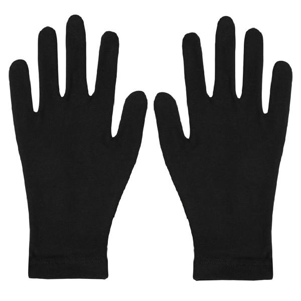 دستکش بیتامدل نخي رنگ مشكي