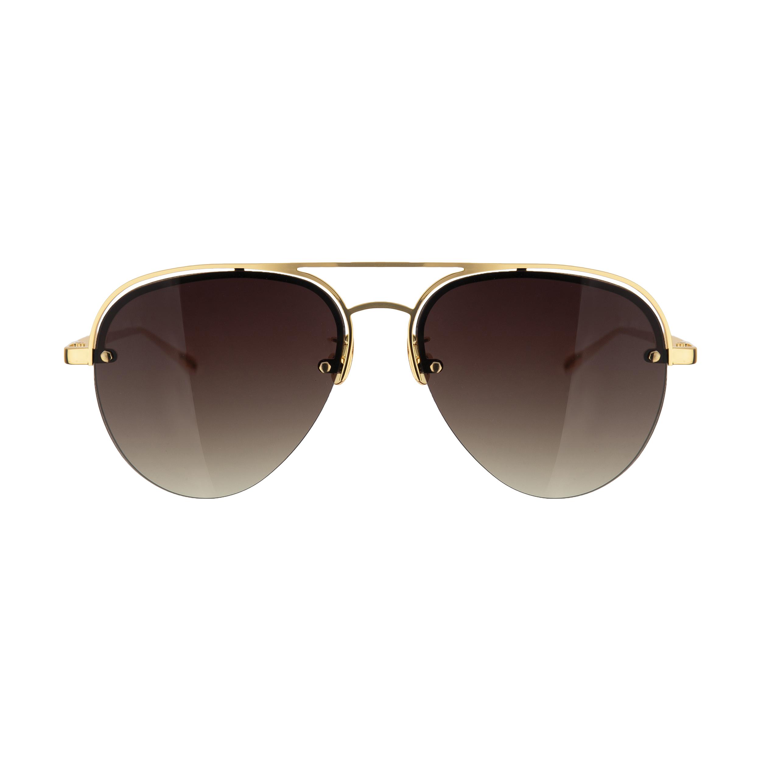 خرید                     عینک آفتابی لیندا فارو مدل 543