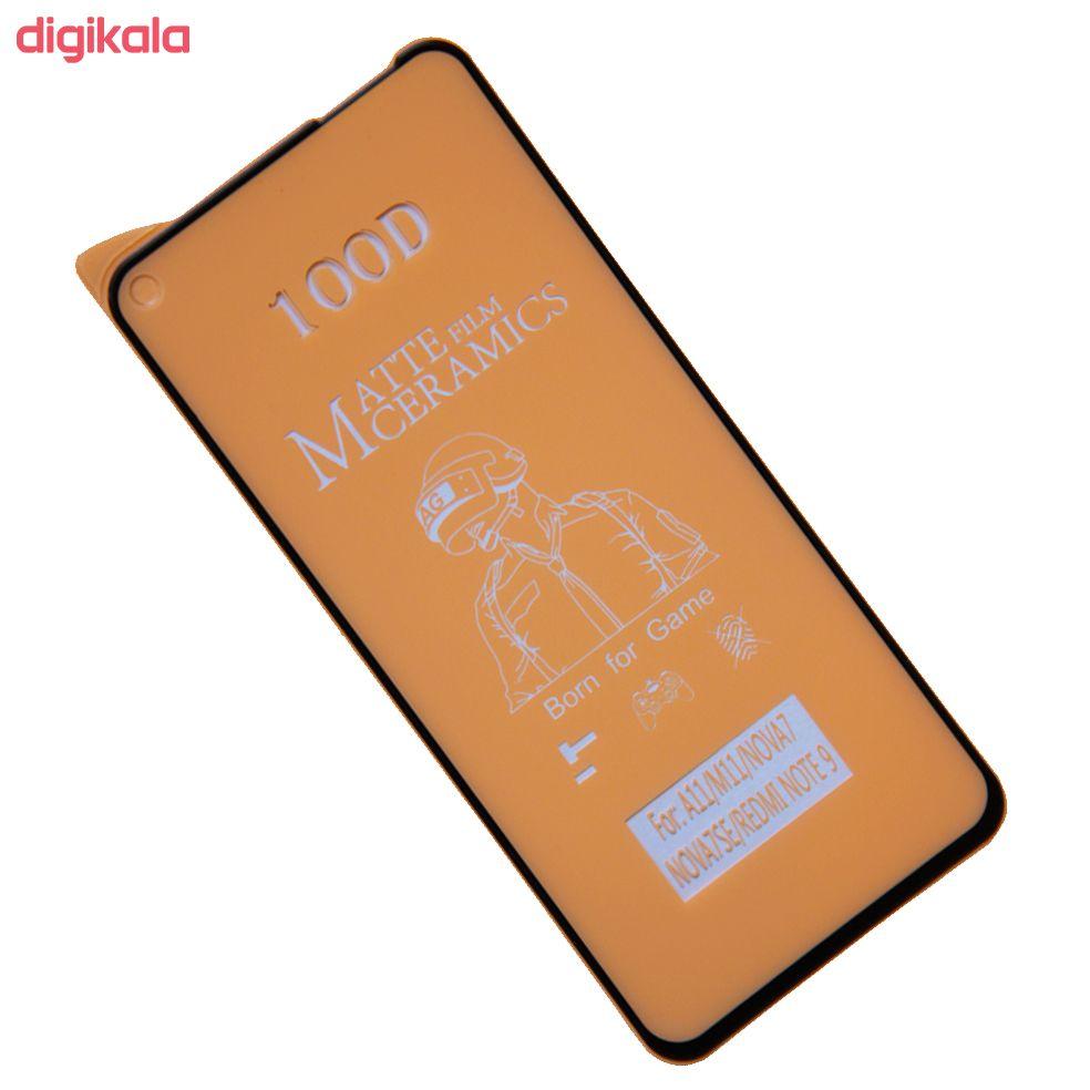 محافظ صفحه نمایش مات مدل CR مناسب برای گوشی موبایل سامسونگ Galaxy A11 main 1 1