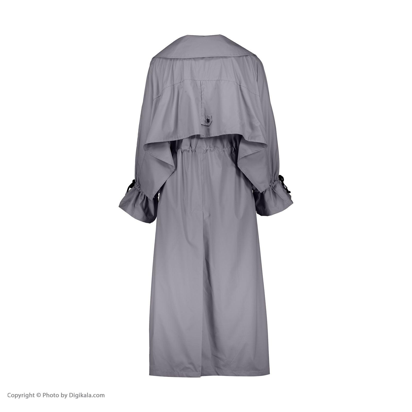 بارانی زنانه کیکی رایکی مدل BB1050-040 -  - 4
