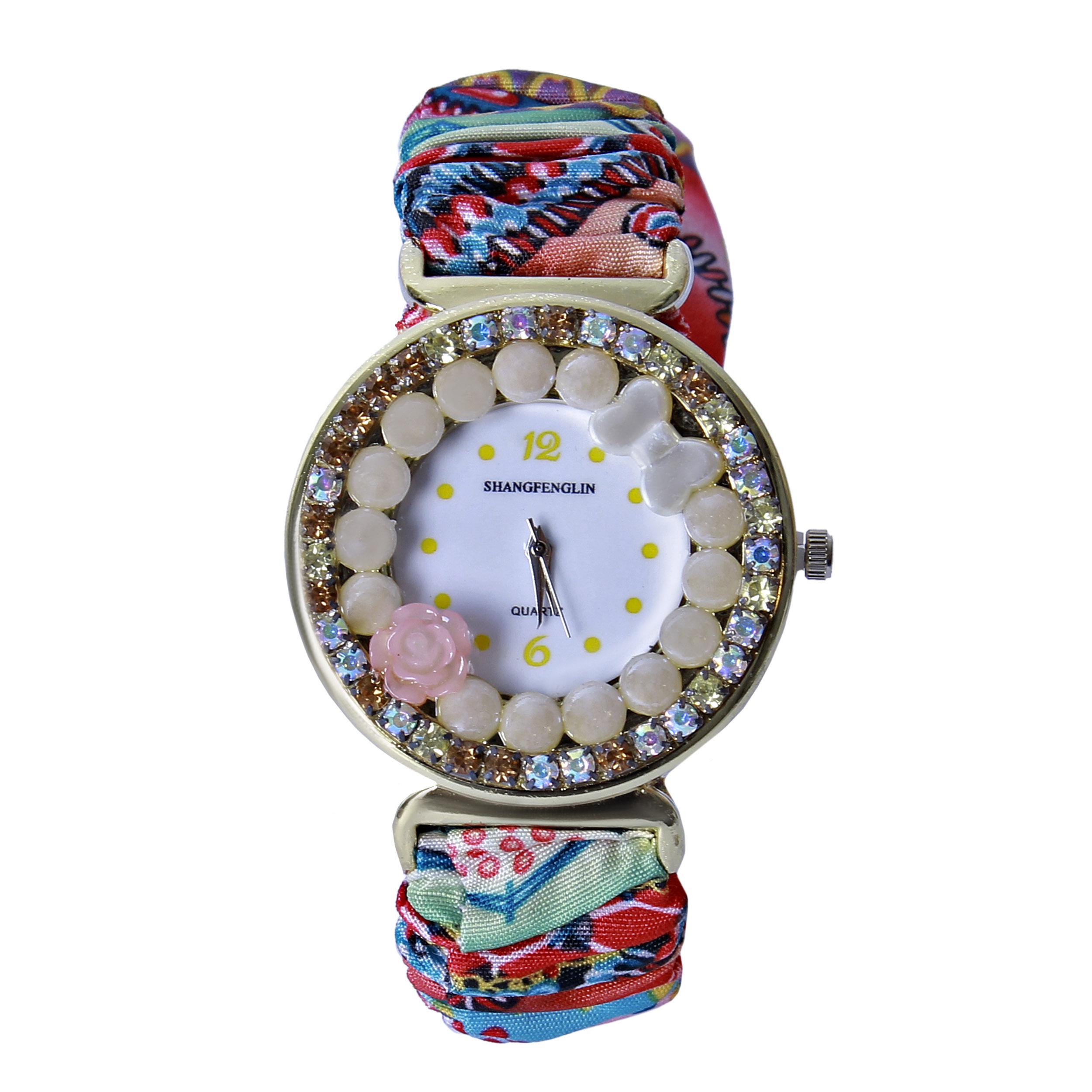 ساعت مچی عقربه ای زنانه کد WHW-221              خرید (⭐️⭐️⭐️)