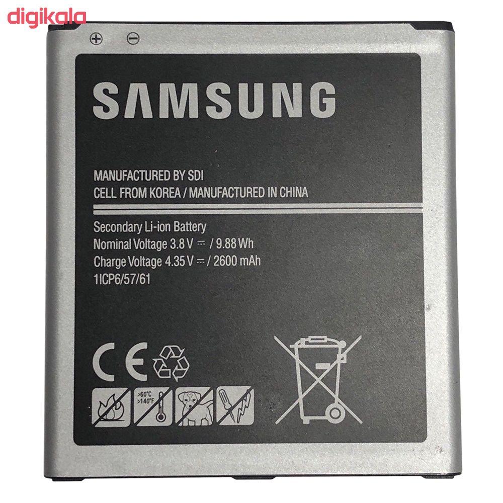 باتری موبایل مدل EB-BG530 ظرفیت 2600 میلی آمپر ساعت مناسب برای گوشی موبایل سامسونگ galaxy j5  main 1 1