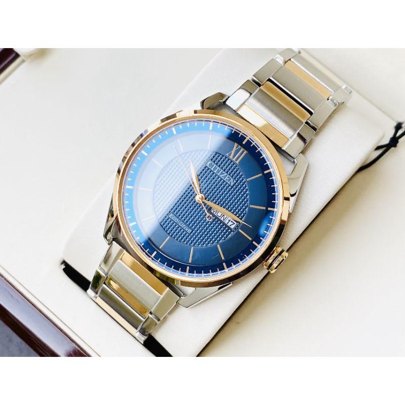 ساعت مچی عقربهای مردانه سیتی زن مدل AW0086-85L
