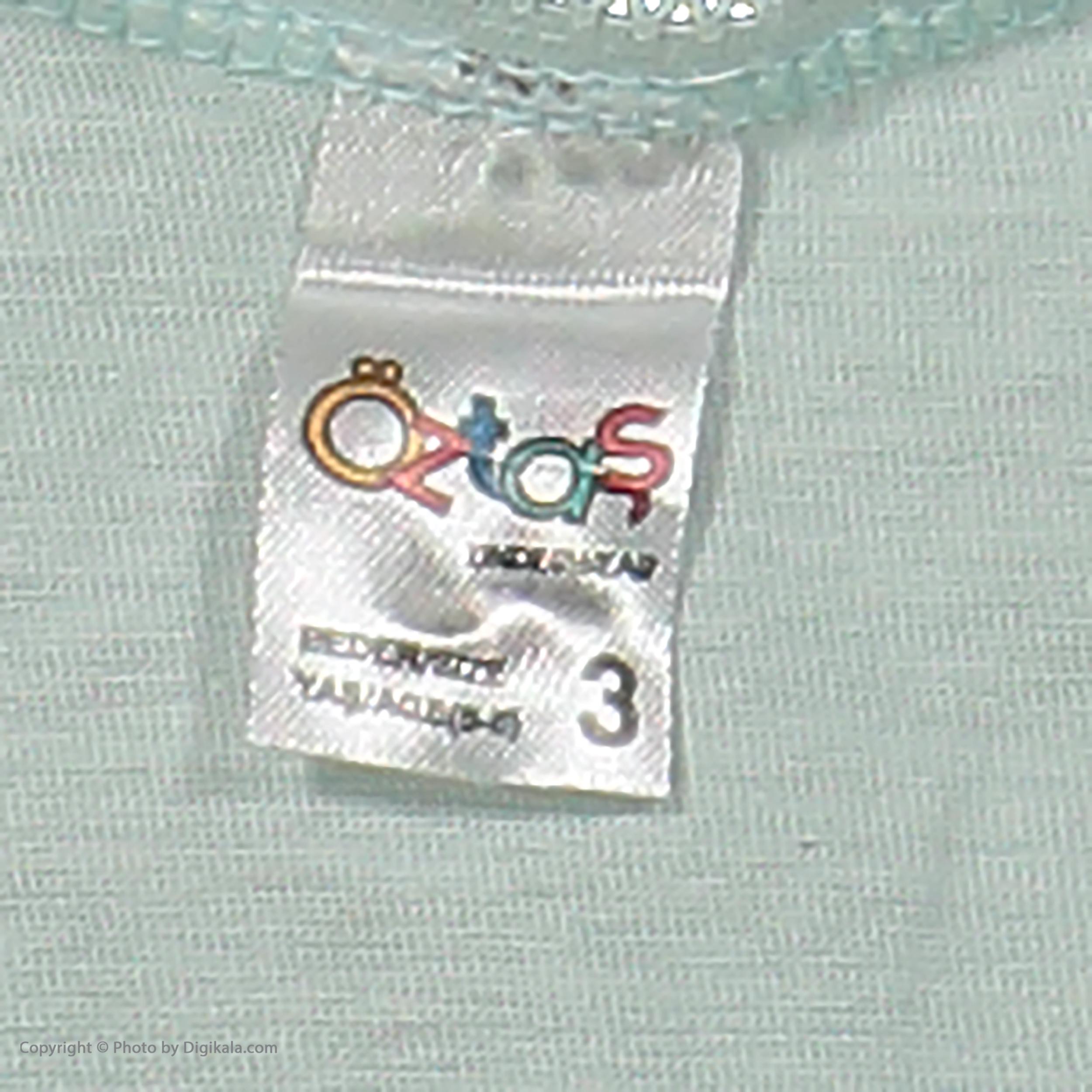 تاپ دخترانه اوزتاش مدل 9911 مجموعه 3 عددی -  - 9