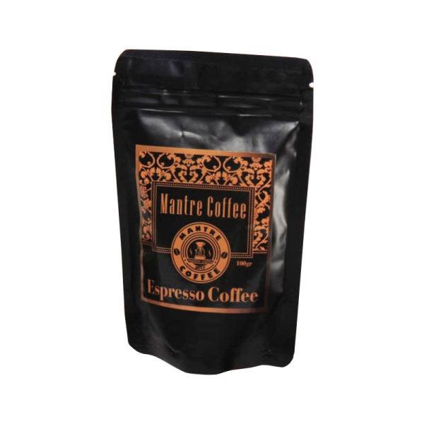 قهوه اسپرسو مانتره- 100 گرم
