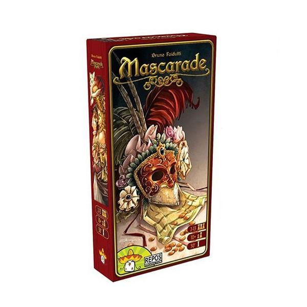 بازی کارتی ریپس مدل Mascarade
