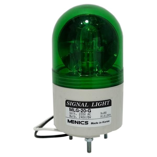چراغ هشدار چشمک زن منیکس مدل MLG-20-G